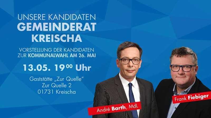 Kandidaten für Kreischa